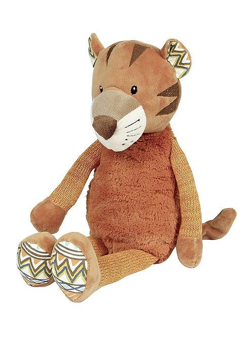 Stuffed toy Taj the tiger by Maison chic