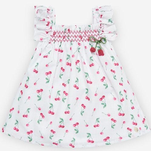 Dress Cerezas Paz Rodriguez