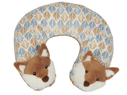 Travel Pillow PHIL THE FOX