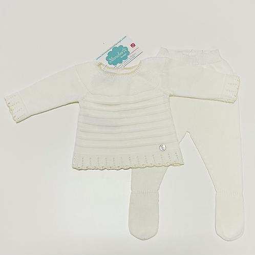 Paz Rodriguez Ivory Baby Gift Set