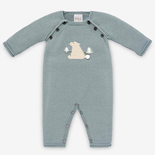 Knit Babygrow Polar Paz Rodriguez 11981