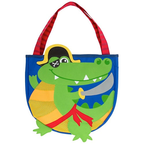 Beach Tote Alligator/Pirate