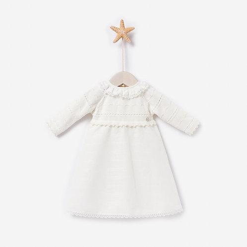 Linen Knit Dress Paz Rodriguez