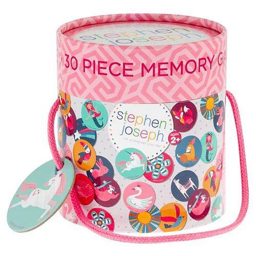 Memory Game Set Pink Stephen Joseph