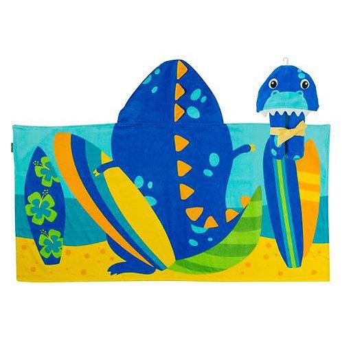 Hooded Towel Dino Stephen Joseph