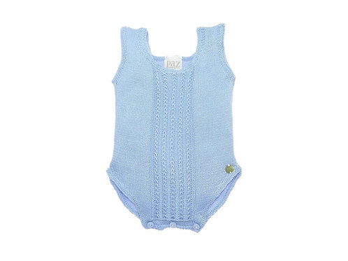 Baby knit Romper Paz Rodriguez
