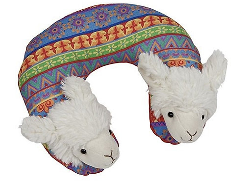 Travel Pillow LLUCKY THE LLAMA