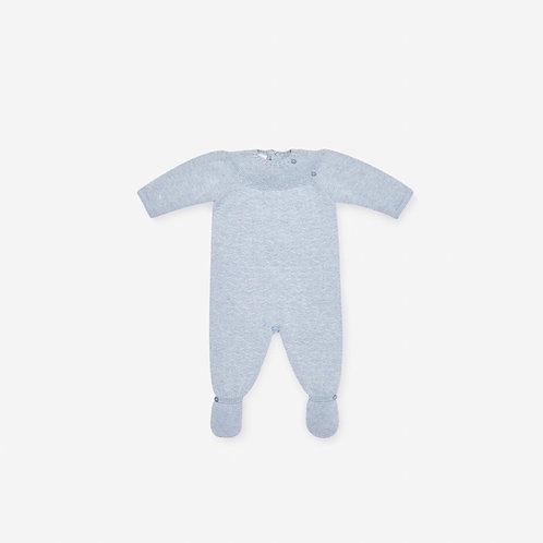 Boys Knit Romper Paz Rodriguez 02839
