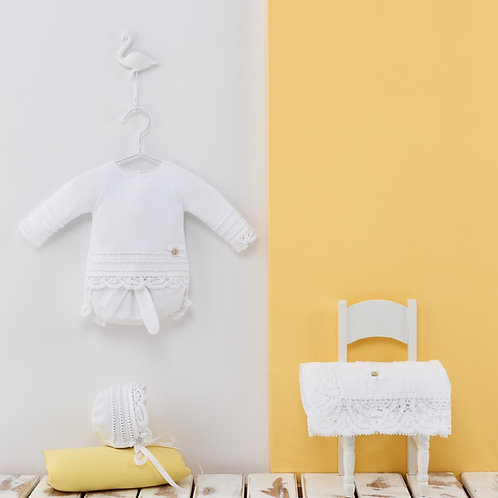 Girls Set 2 pieces sweater and bloomer Paz Rguez