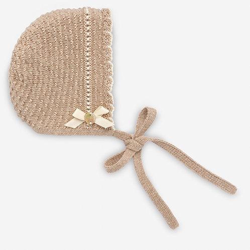 Girls Knit Bonnet Paz Rodriguez