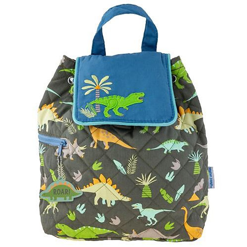 Dino Quilted Backpack for Baby Stephen Joseph