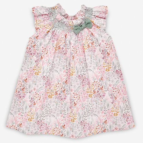 Girls Floral Dress Paz Rodriguez 15494