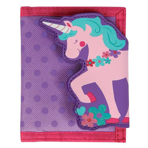 Wallet unicorn Stephen Joseph