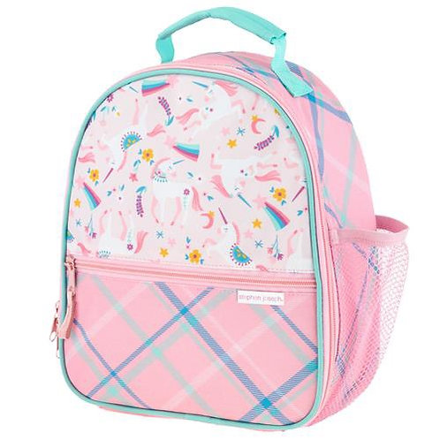 Lunchbox all over print Pink Unicorn
