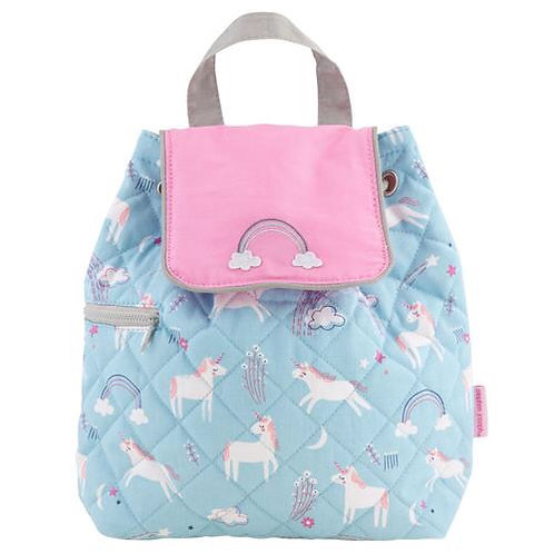 Unicorn Quilted Backpack for Baby Stephen Joseph