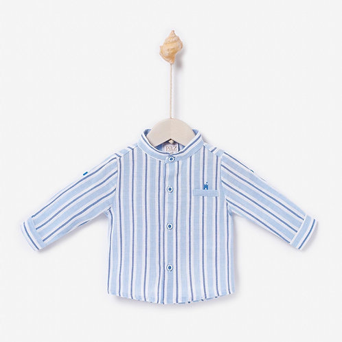 Boys Woven Shirt & Short set Paz Rodriguez 05476