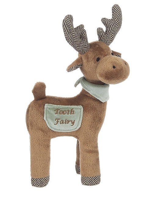 Fairy Tooth Pillow MELFORD THE MOOSE