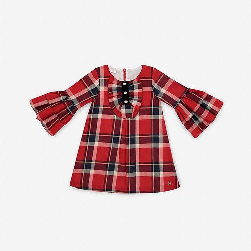 Girls Dress Novela Paz Rodriguez 05925 Size