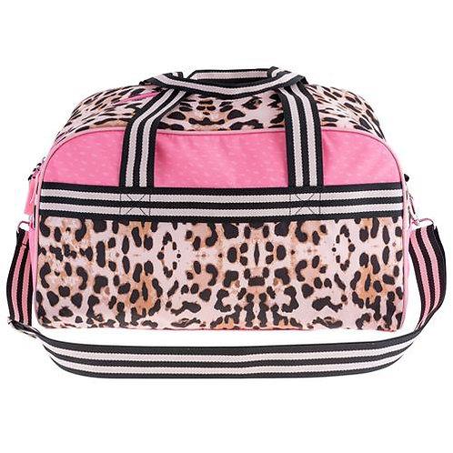 Duffle Bag Leopard Stephen Joseph