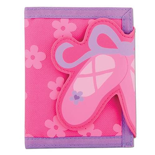 Wallet Pink Ballet Stephen Joseph