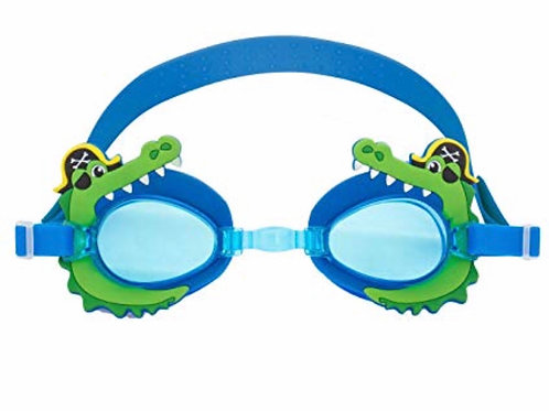 Swim Goggles Alligator/Pirate Stephen Joseph