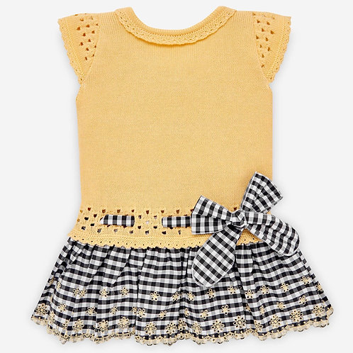 Girls Knit Dress Paz Rodriguez 12489