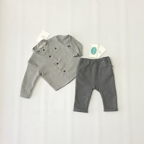 Boys Shirt and Trousers Set Paz Rodriguez 05867