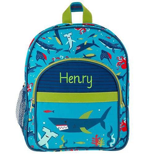 Backpack Classic Shark Stephen Joseph