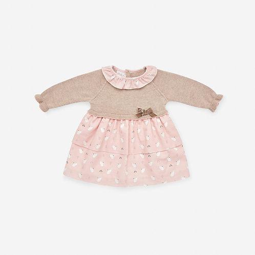 Girl Knit Dress Paz Rodriguez 12051