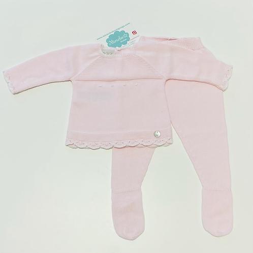 Paz Rodriguez Pink Baby Gift Set
