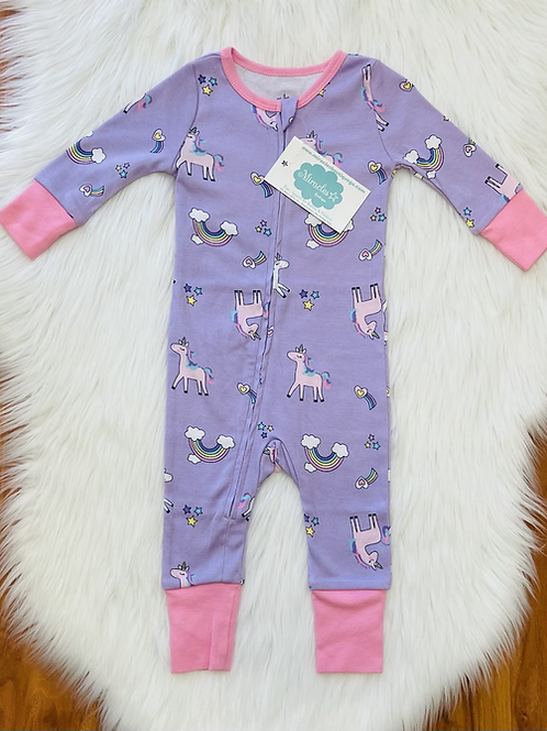 Cotton Sleepers Unicorn