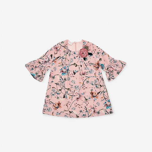 Girl Floral Dress Paz Rodriguez 05922