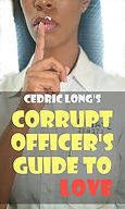 book corrupt officers guide to love cover, female inmate