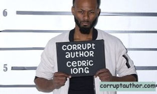 Corrupt Author Cedric Long mug shot