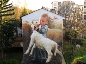 KAMENICA, KOSOVO.