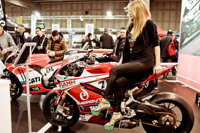 Torna il Motor Bike Expo di Verona