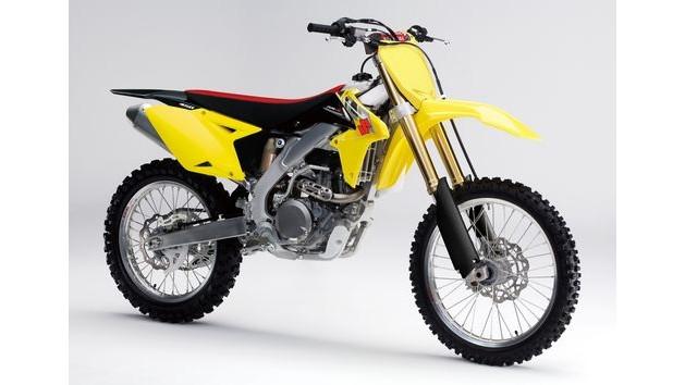 Ecco la nuova Suzuki RM-Z450, pensata per scattare in testa