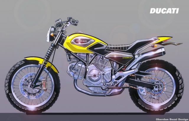 Mondo Ducati, il nuovo Scrambler protagonista a Misano