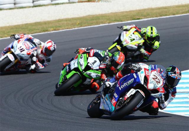 Domenica 25 maggio, gli orari del Mondiale Superbike