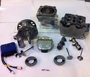 Kit motori 2 e 4 tempi Cecina, motocross, supermoto, motard