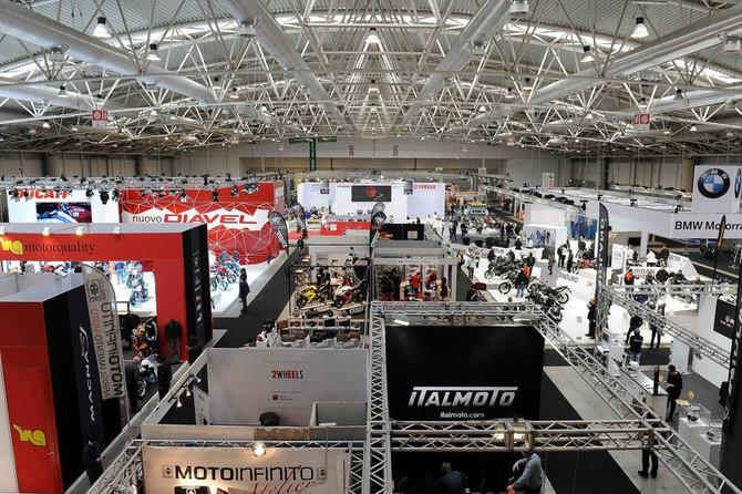 Motodays a Roma, dal 5 all'8 marzo torna il Salone della Moto