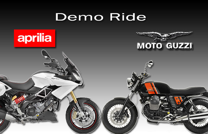 Testa le ultime arrivate, tutti i demo ride del weekend