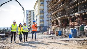 Edilizia, nel terzo trimestre 2020 cresce il settore residenziale