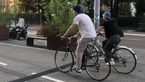 Mobilità, aumentano gli spostamenti in città e provincia