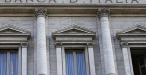 Banca d'Italia, il Covid-19 mette a rischio le banche