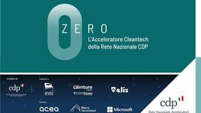 Zero, aperta la call per l'acceleratore di startup