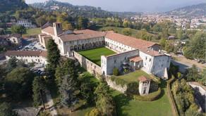Aula Magna Università, è la volta degli affreschi