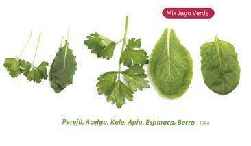 Mix Jugo Verde
