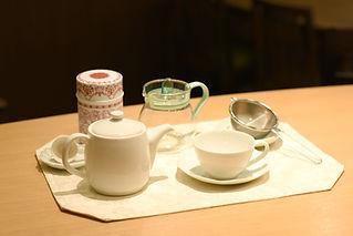 紅茶を淹れるとき必要なもの