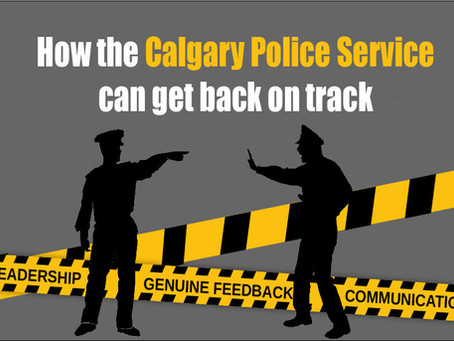 New chief, new era? How the Calgary Police Service can get back on track